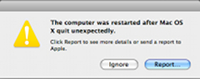 Apple mac restart error repairs
