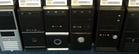 Refurbished & second hand cheap PC & Mac computers